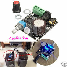 12v DC PAM8610 Class D digital audio amplifier board 15W+15W FOR CAR Speaker AMP