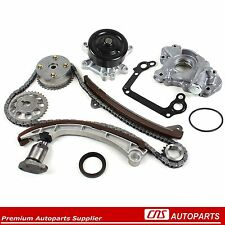 00-08 TOYOTA 1.8L TIMING CHAIN KIT w/ VVT-i Gear w/ WATER, OIL PUMP 1ZZFE ENGINE