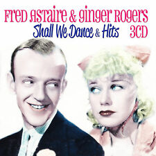 CD Fred Astaire und Ginger Rogers Shall We Dance and Hits   3CDs