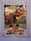 Vietnam War M16 A1 gun Manual Rifle Military parts guide U S Army