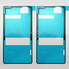 2x Back Cover Adhesive Sticker Glue Tape For Sony Xperia Z3 Compact D5803 Z3M-BA