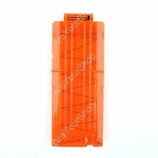 10 Darts Quick Reload Clip System Darts for Toy Gun Nerf N-Strike Elite Orange