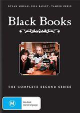 Black Books : Vol 2 (DVD, 2003) Genuine Australian Release