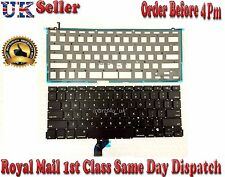 """New Apple Macbook Pro Retina 13"""" A1502 Laptop Keyboard US Layout with Backlight"""
