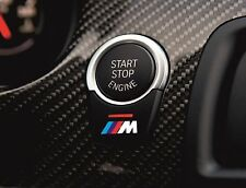 2x BMW ASC/DSC/DTC Start Button M Sticker Decal M3 M5 X5 E60 E65 F10 F30 F32 E92