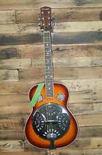 Savannah SGD-12 Acoustic Resonator Round Neck Guitar DAMAGED #D0323