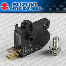 NEW SUZUKI DRZ DR-Z 400 DR-Z400 S SM DRZ400SM FRONT BRAKE SWITCH 57460-14J01