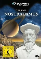 Der Fall Nostradamus Dokumentation Dokumentarfilm Discovery World NEU & OVP