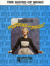 The Sound Of Music Learn to Play Piano Vocal & Guitar PVG SHEET Music Book