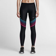 Nike Power Speed Running Dri Fit Tights Women's Size Medium