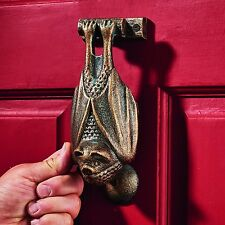 STANLEY CLASSIC SOLID BRASS DOOR KNOCKER C2-3101-605 BRIGHT POLISHED FINISH