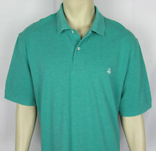 Mens Brooks Brothers Performance Polo shirt short sleeve Pique fabric Golf – XL
