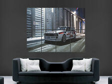 AUDI QUATTRO RALLY CAR CLASSIC ART WALL LARGE IMAGE GIANT POSTER 1