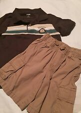 Gymboree King Of The Jungle Boys Size 3 3T Outfit Monkey Silly
