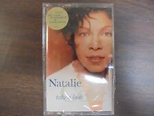 "NEW SEALED ""Natalie Cole"" Take a look  Cassette Tape   (G)"