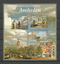 FRANCE 2016..Miniature Sheet  MNH **..European Capitals, AMSTERDAM (Netherlands)