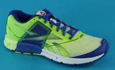 REEBOK Mens ONE CUSHION Running Sneaker Green White Blue New Size 13