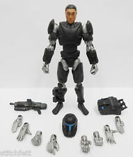 "Custom 1/18 Microman DLX Clone Republic Commando Omega Star wars 4"" Figure"