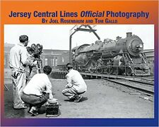 Jersey Central Lines Official Photography (Softcover) / trains / railroad