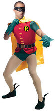 DC COMICS 1960's BATMAN ROBIN Grand Heritage COSTUME MEN ADULT Standard Size