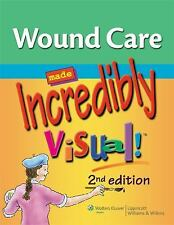 Wound Care Made Incredibly Visual! (Incredibly Easy! Series®), Lippincott, Good