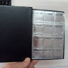 120 Collecting Coin Penny Money Pocket Storage Album Book Holder Case Folder #P