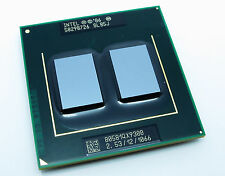 Intel Core 2 Extreme Mobile QX9300 QS 2.53Ghz 12MB 1066FSB SLB5J CPU Processor
