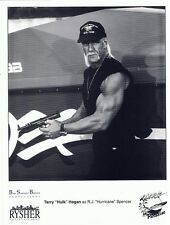 Hulk Hogan 8x10 Promo Photo - Thunder In Paradise WWF WWE Wrestling - Not Signed