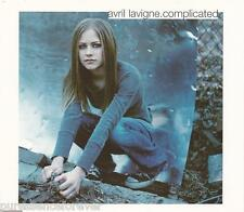 AVRIL LAVIGNE - Complicated (Australian 3 Tk CD Single)