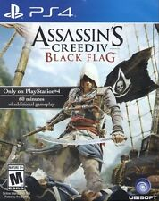 Assassin's Creed IV: Black Flag (Sony PlayStation 4, 2014) - Japanese Version
