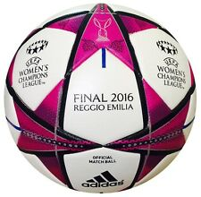 ADIDAS UEFA WOMEN'S CHAMPIONS LEAGUE FOOTBALL 2016/2017 MATCH BALL SOCCER BALL