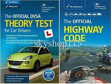 The Official DSA Theory Test for Car Drivers 2017 Book+Highway Code (thry+hw)