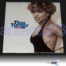"TINA TURNER ""SIMPLY THE BEST"" RARE DOUBLE LP - SEALED"