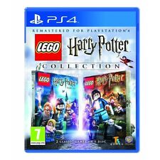 Lego Harry Potter Collection PS4 Game Brand New