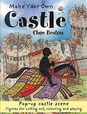 Make Your Own: Play Castles by Clare Beaton (2014, Paperback)