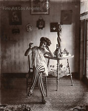 Bellocq photo of Storyville prostitute #5, New Orleans, 1910-1915