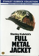 Full Metal Jacket DVD Region 1