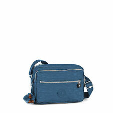 Kipling DEENA Small Across Body/Shoulder/Messenger Bag JAZZY BLUE Fall16 RRP £69