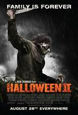 "HALLOWEEN II (2) Movie Poster [Licensed-NEW-USA] 27x40"" Theater Size Zombie 2009"