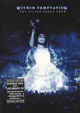 Within Temptation-The Silent Force Tour Music DVD 3 discs Boxset