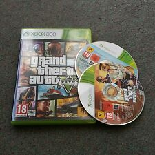 GTA V Grand Theft Auto 5 cinco Xbox 360