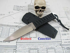 Al Polkowski Custom Handmade Japanese Style Fighter 154CM Stainless Kydex Sheath