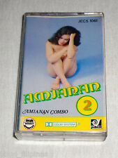 PHILIPPINES:AMIANAN COMBO - Amianan 2 TAPE,Album,Instrumental,OPM,SEXY NUDE ART