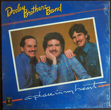 A Place In My Heart, Dooley Brothers Band, 1983 Dool Toons, DBB-001, LP Sealed!