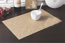 2/4/6pcs Table Mats Insulation Bowl Tableware Placemats Place Mat Table Coasters