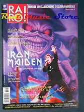 rivista RARO 191/2007 Iron Maiden Marilyn Manson Betty Curtis Moody Blues *No cd