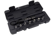 "[US SELLER] NEW Bicycle Cycle 1/4"" Torque Wrench Tool w/ Allen Key Case Bits -CA"