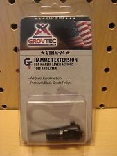 Grovtec Hammer Extension for Marlin Lever Action 1983 and Later GTHM-74 NEW