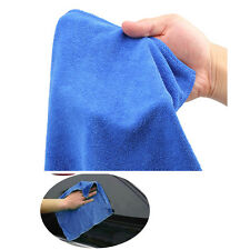 Car Auto TV PC Glass Window Clean Wash Cleaning Absorbant Cloth Microfiber Towel