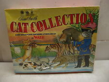 WADE ENGLAND TOM SMITH CAT ANIMATES CRACKERS FIGURINES NIB